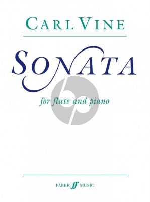 Vine Sonata for Flute and Piano