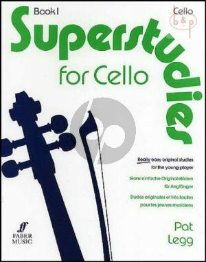 Superstudies Vol.1 Cello