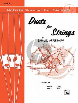 Duets for Strings Vol.1