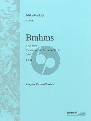 Concerto No.2 Op.83