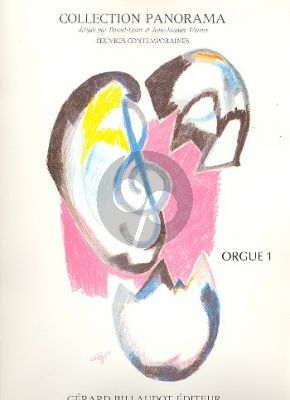 Collection Panorama vol.1 Orgue