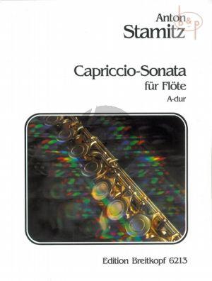 Capriccio-Sonata A-dur