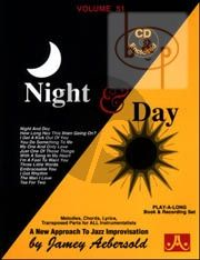 Jazz Improvisation Vol.51 Night & Day