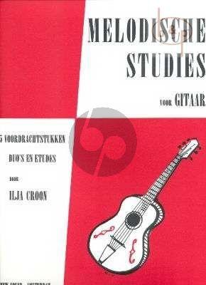 Melodische Etuden Vol.1
