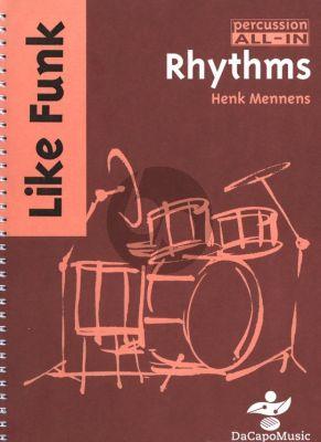 Mennens Like Funk Rhythms for Drums