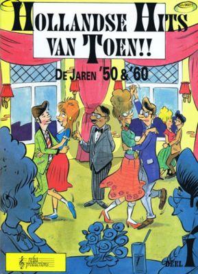 Album Hollandse Hits van Toen Jaren 1950 - 1960 Vol.1 Keyboard/Gitaar (Melodielijn met akkoorden)