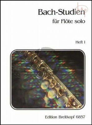 Bach-Studien Vol.1
