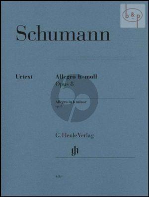 Allegro b-minor Op.8