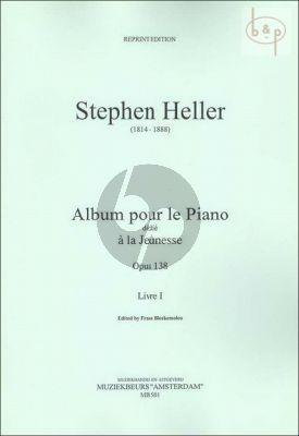 Album pour le Piano Op.138 Vol.1