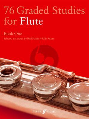 76 Graded Studies Vol. 1 for Flute