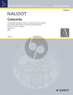 Concerto C-major Op. 17 No.2