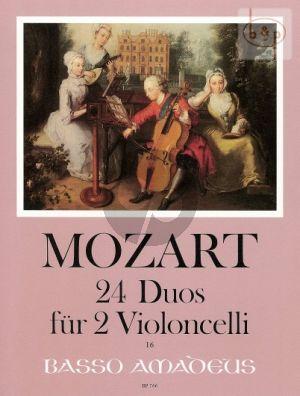 24 Duos (Instr. Franz Danzi)
