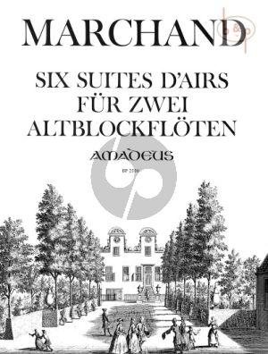 6 Suites d'Airs