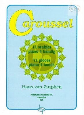 Carrousel Piano 4 hds.