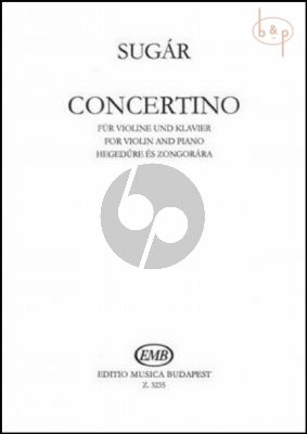 Concertino Violin-Piano