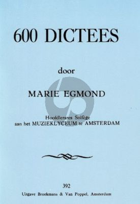 600 Dictees