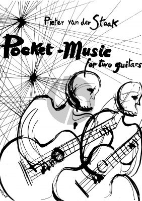 Staak Pocket-Music for 2 Guitars