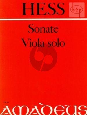 Sonate Op.77 Viola solo