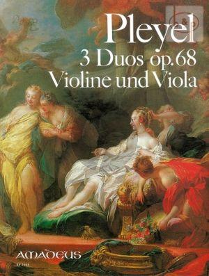 3 Duos Op.68