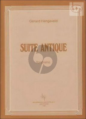 Suite Antique Piano solo
