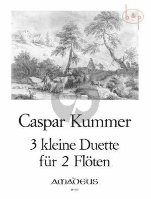 3 Kleine Duette Op.20