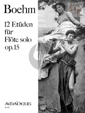 12 Etuden Op.15