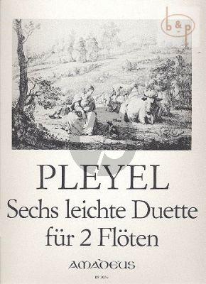 6 leichte Duette