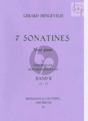 7 Sonatinas Vol.2