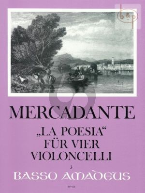 La Poesia (4 Vc.)