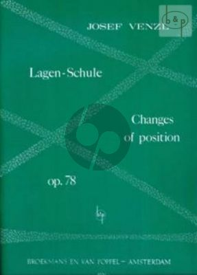 Lagen-Schule / Changes of Position Op.78