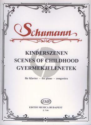 Schumann Kinderszenen Op.15 Piano (Pal Karolyi)