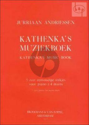Kathenka's Music-Book