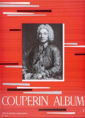 Couperin Album Vol.1 Piano (Jozsef Gat)