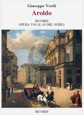 Verdi Aroldo (Stiffelio) Vocal Score (it.)