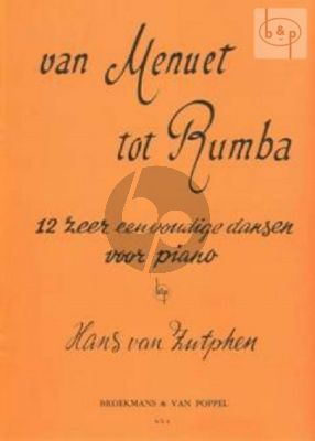 From Menuet to Rumba