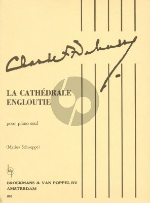 Debussy La Cathedrale Engloutie (from Preludes Vol.1) (edited by Marius Schweppe)