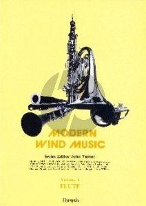 Modern Windmusic Vol. 1 for Flute