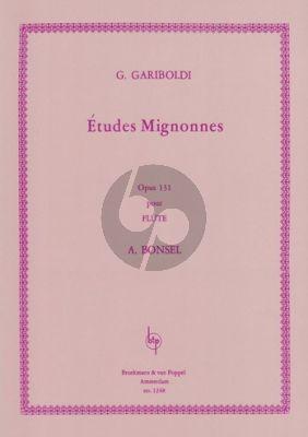 Etudes Mignonnes Op.131 Flute