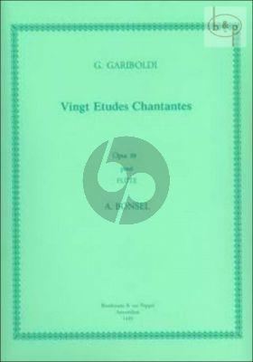 Etudes Chantantes Op.88 Flute