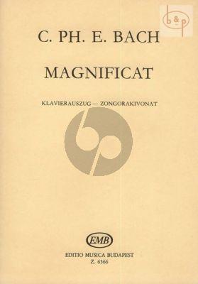 Magnificat WQ 215 (Soli[SATB]-Choir-Orch.)