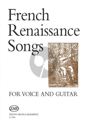 French Renaissance Songs Voice-Guitar (Dániel Benkő)