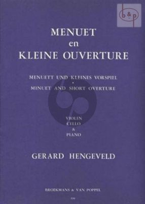 Menuet and Small Overture