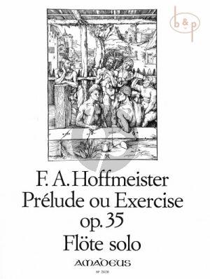 Prelude ou Exercise Op.35