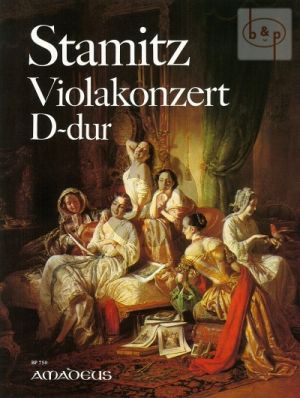 Konzert D-dur Op.1 (Viola-Orch.)