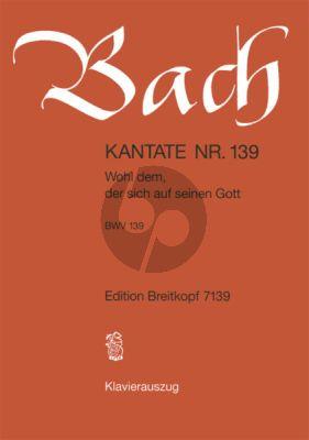 Kantate BWV 139 - Wohl dem, der sich auf seinen Gott