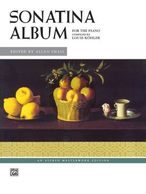 Sonatina Album for Piano (Compiled by Louis Köhler) (edited by Allan Small)