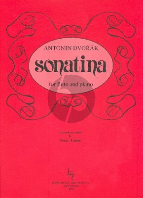 Sonatina G-major Op.100 Flute and Piano