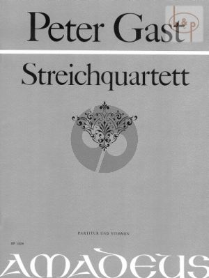Quartet F-sharp minor