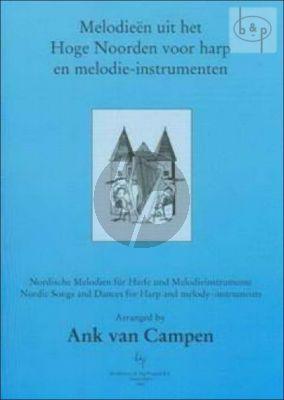 Nordic Songs & Dances (Harp+Instr)