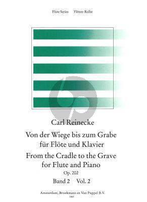 From the Cradle to the Grave Vol.2 (Von der Wiege bis zum Grabe) Flute-Piano